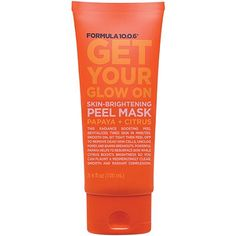 10 Best Peel-Off Face Masks -#7  Formula 10.0.6 Get Your Glow On #rankandstyle