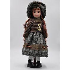Porcelánová bábika Izabela 40 Crochet Hats, Fashion, Moda, La Mode, Fasion, Fashion Models, Trendy Fashion
