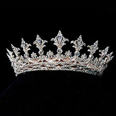 ヘッセン大公妃プリンセス・アリスのダイヤモンド・ティアラ