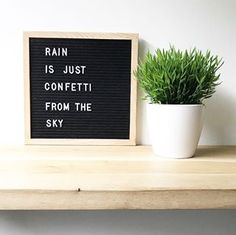 Ledr letterboard - 3 different colors - different sizes Word Board, Quote Board, Message Board, Happy Quotes, Me Quotes, Funny Quotes, Felt Letter Board, Felt Boards, Cool Words