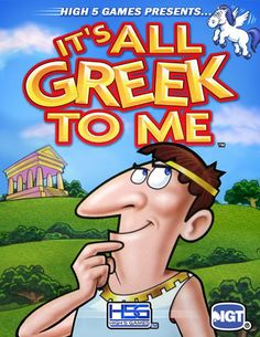 It's All Greek to Me - Slot Game by H5G