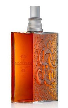 An outstanding whisky can't reside in just any bottle. The newest must-have edition from The Macallan and Lalique is a rare 62-year-old single malt whisky presented in an intricately designed crystal decanter inspired by the Scottish manor where the spirit was created.