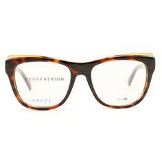 93806dd9315 GUCCI 0LSD Dark Havana Eyeglasses