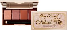 Too Faced Natural Kiss - Neutral Lip Color Collection
