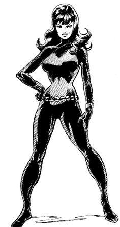 Black Widow by John Byrne