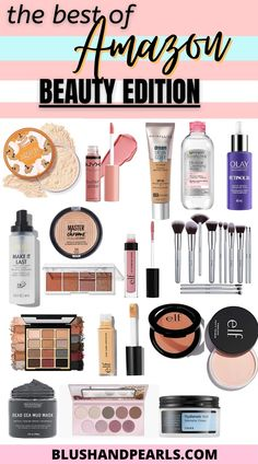 Best Drugstore Makeup, Drugstore Skincare, Makeup Dupes, Makeup Must Haves, Beauty Must Haves, Must Have Makeup Products, Love Makeup, Beauty Makeup, Beauty Care