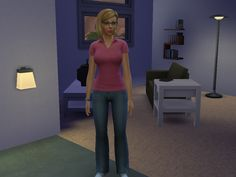 Amanda's Alcove: First Thoughts on The Sims 4