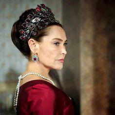 "Safiye Sultan - Magnificent Century: Kösem - ""Death and Birth (Ölüm ve Dogum)"" Season 1, Episode 10"