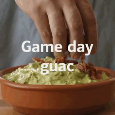 Want the recipe for the best game day ever? Design & home expert Ben Napier's famous guacamole is a good place to start. Find out how to make it in minutes—and earn 2% cash back on ingredients at grocery stores and now at wholesale clubs with the BankAmericard Cash Rewards™ credit card. Learn more.