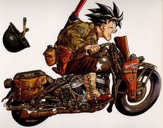 My favourite DBZ illustration by Akira Toriyama. Scan from Akira Toriyama Exhibition. Click picture for HD scan. Akira, Manga Art, Manga Anime, Anime Art, Dragon Ball Z, D Mark, Dragon Quest, Animation, Art Graphique