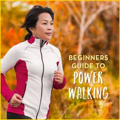 Think power walking isn't a good workout? Think again! This beginner's guide to power walking covers benefits, tips, weight loss strategies and more! #powerwalking #walkingforweightloss