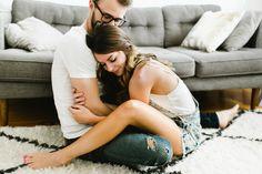 Melissa and Josh : Intimate Session | Ben Sasso