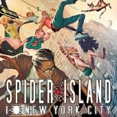 Spider-Island doesnt mean only the citizens of #NewYork gained the powers of #SpiderMan...even #animals across Manhattan have changed. Cheer for a spider-powered #cat as it fends off #pigeons infected with symbiotes just like Venom! Yes, you read that right...its #SpiderCat!  #comiXology #Comics #ComicBook #Read