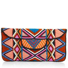 Fashionette <3 colorful handbags für spring/summer: Aspiga Mzuri Clutch Bag