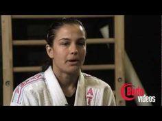 Kyra Gracie Worlds Jiu Jitsu 2012 Preparation - Atos - Part 1