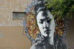 El Mac & Retna #elmac #retna #streetart