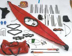 very lightweight foldable kayaks - Google Search