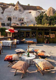 Buena idea muebles roof garden