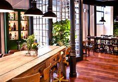Restaurantes Madrid con encanto | Grupo La Musa
