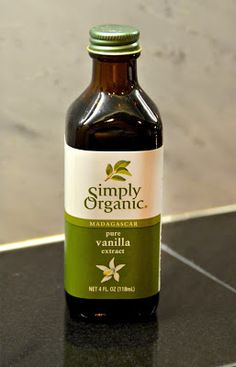 Processed Free and Me - clean vanilla, much better for your body!