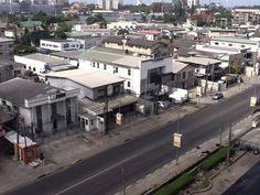 Awolowo Road Ikoyi Lagos Nigeria Election Day 2011
