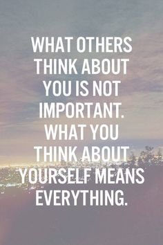 What you think is all that matters.  #weightlossrebels #truth   www.weightlossrebels.com