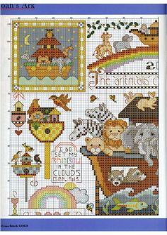Gallery.ru / Фото #4 - Cross Stitch Gold 06 - bangel98