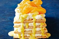 Orange mille-feuille