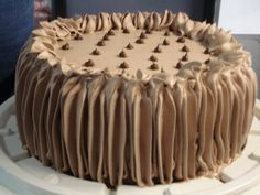 Chocolate Cake Designs, Caking It Up, Stylish Nails, Frosting, Fondant, Food And Drink, Baking, Recipes, Cake
