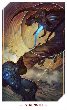ME: Grunt by Alteya, Mass Effect Fan Art, Digital Painting, Illustration, Sci Fi Rpg, Tarot Card Design, Inspirational Art