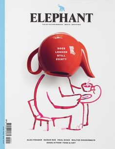 Elephant Magazine cover