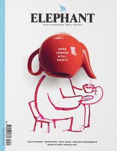 Elephant Magazine cover