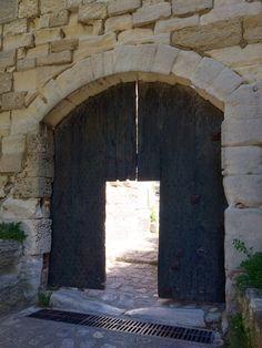 Les Baux de Provence Lugano, Switzerland, Doors, Doorway, Gate