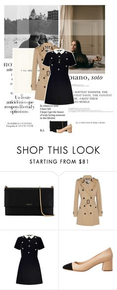"""A vision."" by mutsam17 ❤ liked on Polyvore featuring Arco, Trouvaille, Lanvin, Cato, Hush, Burberry, Miss Selfridge, MANGO and Michael Kors"