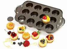 Norpro 3919 Mini Cheesecake Pan with 12 individual cups; ideal for muffins, quiche, and individual cheesecakes. Each cup measured 2 x 2 x inches; Nonstick coating with removable bottoms to enable easy food release. Individual Cheesecakes, Mini Cheesecakes, Mini Cheesecake Pan, Cheesecake Recipes, Cheesecake Bites, Mini Cakes, Cupcake Cakes, Cupcakes, Mini Oreo