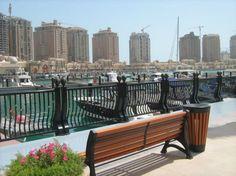 Porto Arabia at The Pearl Qatar