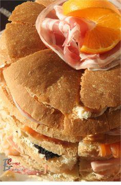 TORTA GASTRONOMICA PASQUALE | cuoca nella brianza