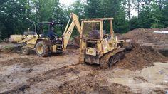 Preparing for foundation