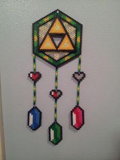 Legend of Zelda dreamcatcher - Imgur