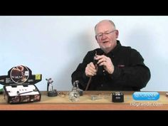 Bruce Buhler Demonstrates Lighting the Smith Little Torch, Part 1 Propane