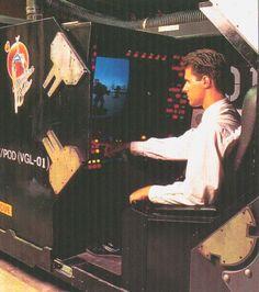 Mechwarrior Cockpit | Flight Sim Pit Builders | SimHQ Forums