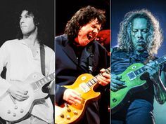 Peter Green's 1959 Gibson Les Paul Standard sold it to fan, friend and rising guitar star Gary Moore, who played it throughout his years with Thin Lizzy and as a solo artist. After some financial difficulties, Moore sold it in the early 2000s, where it traded hands to the tune of a couple million dollars and is currently owned by Metallica's Kirk Hammet, who was seen playing it live on tour last year.