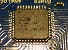 We examine and review the Arduino Leonardo board.