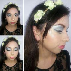 Maquillaje Quinceañera-Moderna.