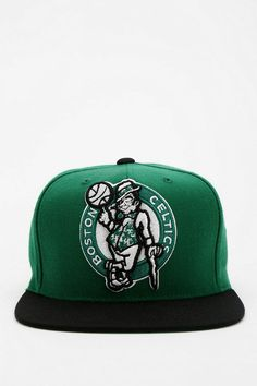 Mitchell & Ness NBA Snapback Hat - Urban Outfitters