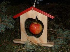 Unique bird feeder!