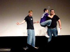 BYU Divine Comedy Matt, the Shoulder Angel
