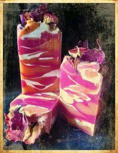 Beautiful soap by Alamo Candelaria