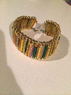 Pin Bracelet I made
