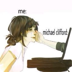 You and the others guys make my day better:)♡ @Michael Dussert Clifford